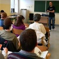 Kreativ Workshop, Doppel U Projekt, Rap macht Schule