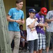 Schüler Freizeit, Hip Hop Camp, Erlebnisferien