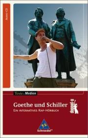 Rap Hörbuch, Goethe Schiller Rap, klassische Dichtkunst Modern