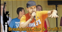 Doppel U, Hip Hop Camp, Breakdance