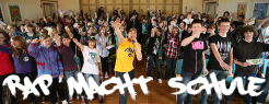Rap macht Schule, Doppel U, Rap Workshop